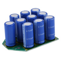 27V Super Capacitor Module Electric Actuator Capacitor Electric Valve Capacitor Super Fala Capacitor 5F 27V