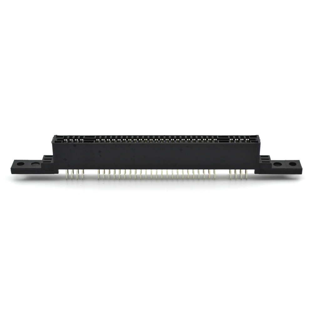 100pcs a lot 62 Pin 2 5mm Interval font b Game b font Cartridge Slot with