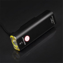 ROCKBROS Bicycle Rechargeable Light Cycling Flashlight Waterproof Bike Headlight Front Lamp Accessories