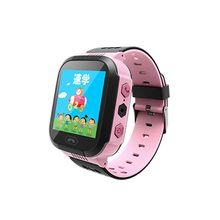 Y21 Kinder Smart Uhr mit Kamera SOS Tracker Monitor Touchscreen Smart uhr Sim-karte Anruf für iOS Android Telefon dropshipping(China)