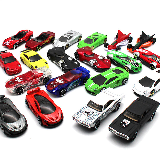 1:64 Kids Toys Car Model Free Choice Of Various Models Porsche McLaren Dodge  Pagani