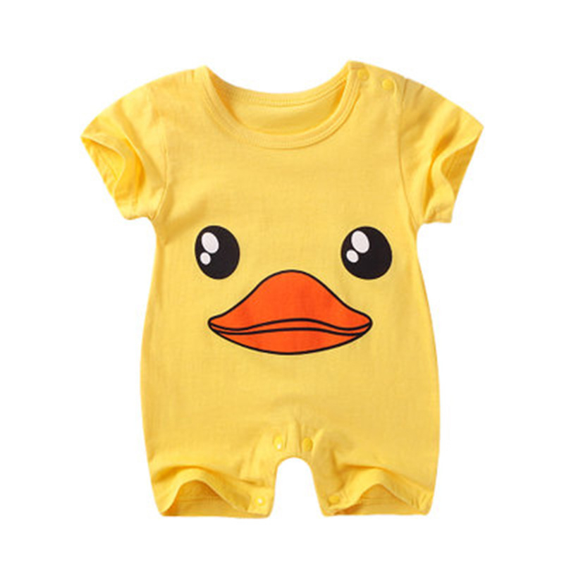 Summer Baby Rompers Cotton Baby Girl Clothes Fashion Baby Boy Clothing 2018 Newborn Clothes Roupas Bebe Infant Baby Jumpsuits baby rompers halloween baby girl clothes spring newborn baby clothes cotton baby boy clothing roupas bebe infant jumpsuits