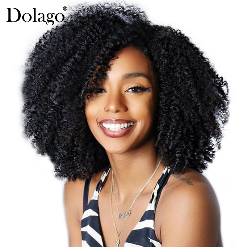 Hot Sale 4b 4c Afro Kinky Curly Clip In Human Hair Extensions
