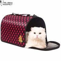חיצוני חתלתול חיות מחמד Carrier חתול כלב מלונה Cab תעופה אישר נסיעה תיק כתף תיק נוחות לוגו אקראי