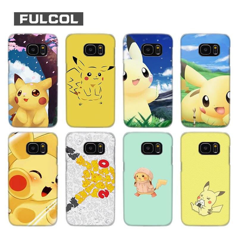 fulcol-font-b-pokemons-b-font-pikachus-transparent-fashion-hard-case-cover-for-samsung-galaxy-s4-s5-s6-s7-s8-s9-mini-edge-plus