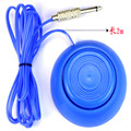 GotHobby 360 Round Blue Color 2 Meters Tattoo Foot Pedal Switch Equipment Supply Tattoo Clipcord DZ-03