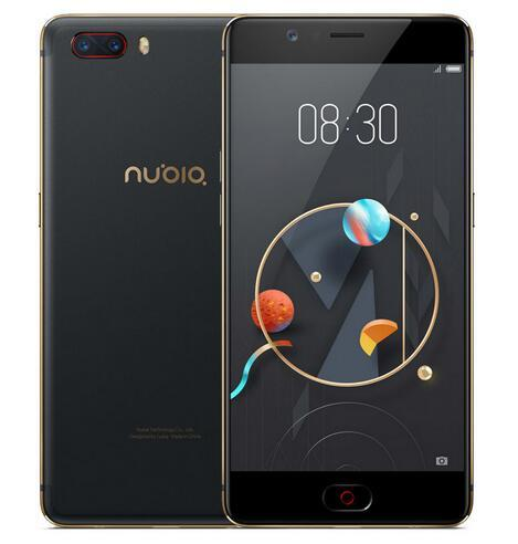 Original Nubia M2 Lite 4G LTE Mobile Phone 3/4GB RAM 64GB ROM MT6750 Quad Core 5.5 inch 16MP Android SmartPhone Fingerprint ID