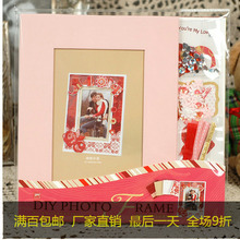 DIY Paper Photo Frame Handmade Picture SPF004China