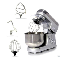 High quality food mixer 220V 240V,1200W stand mixer cook machine hot sale