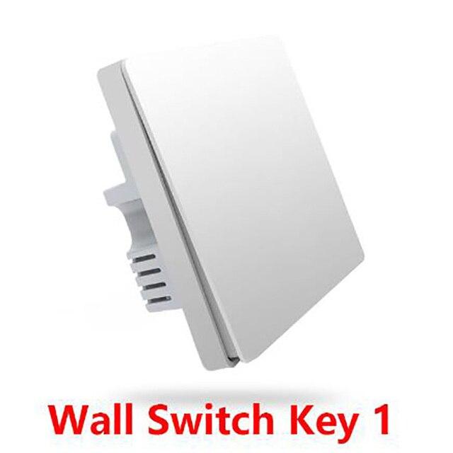 Xiaomi Wall Switch Wired Version Smart Home Light Switch Zigbee ...