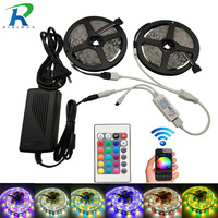 10m Set 5m Roll DC12V LED Strip 5050 RGBW RGBWW 60LEDs M Flexible Light 5050 LED