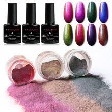 T-TIAO CLUB Dipping System Nail Art Dip Powder With Dip Base Activator Liquid Gel Nail Color Natural Dry Without Lamp Nail 10 шт 2111b2c tdc2111b2c dip