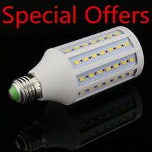 D50 специальные предложения 5730/5630 25 Вт 30 Вт светодиодный лампы кукурузы E27 E14 B22 SMD 165 В-265 В теплый/белый светодиодный свет лампы 360 градусов освещения внутреннего