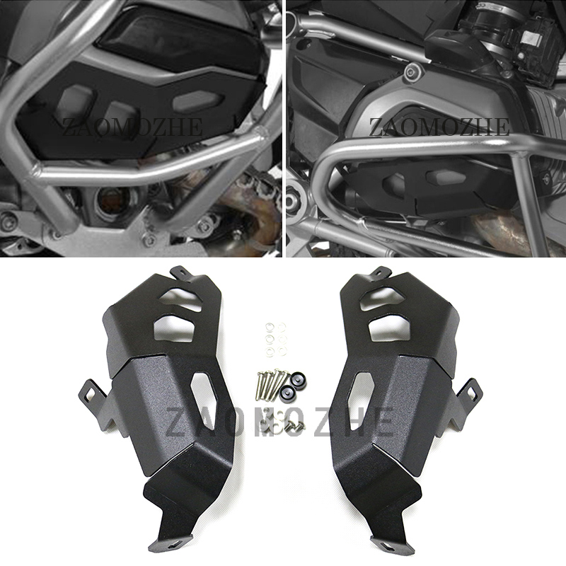For <font><b>BMW</b></font> <font><b>R1200GS</b></font> Adventure (WATER COOLED) <font><b>Cylinder</b></font> <font><b>Head</b></font> Guards Protector Cover for <font><b>R1200GS</b></font> 2013 2014 2015 2016 2017 image