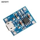 TP4056 Mini Micro USB 1A Lithium Battery Charging Charger Module Board Z10