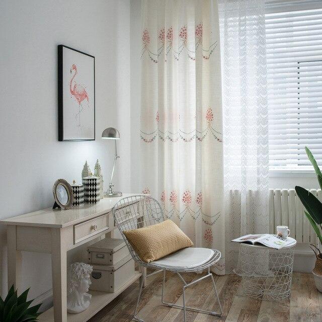 Zu verkaufen Rosa Moderne Vorhang für Wohnzimmer Chinesischen ...