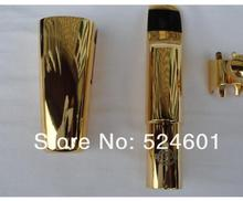 Selmer Alto Gold Metal Saxophone Mouthpiece Brand Professional Jazz Music Saxophone Playing Sax Music Brass Instruments