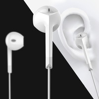 Musttrue Headset QS2 Super Bass Earbuds Stereo Earphone with Microphone For Mobile Phone Xiaomi Fone de ouvido PC Gaming