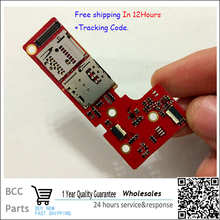 Original For Lenovo B8000 B6000l SIM Card Reader holder slot +TF Card Slot Board with tracking No.