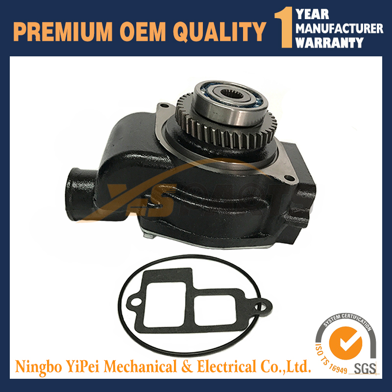 1727766 New Water Pump 2W8002 for Caterpillar Engine 3304 3306 Water Pumps     - title=