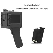 600DPI Handheld Printer Bar QR Date Coder Machine Handheld Inkjet Printer Use for Plastic/Textile/Metal/Wood/Glass