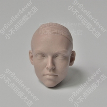 1/6 Scale The WWII Agent TRACY Female Head Sculpt Unpainted for 12Bodies