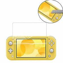 Новая 0,3 мм пленка из закаленного стекла для nintendo Switch Lite игровая машина HD защитная пленка для экрана набор против царапин