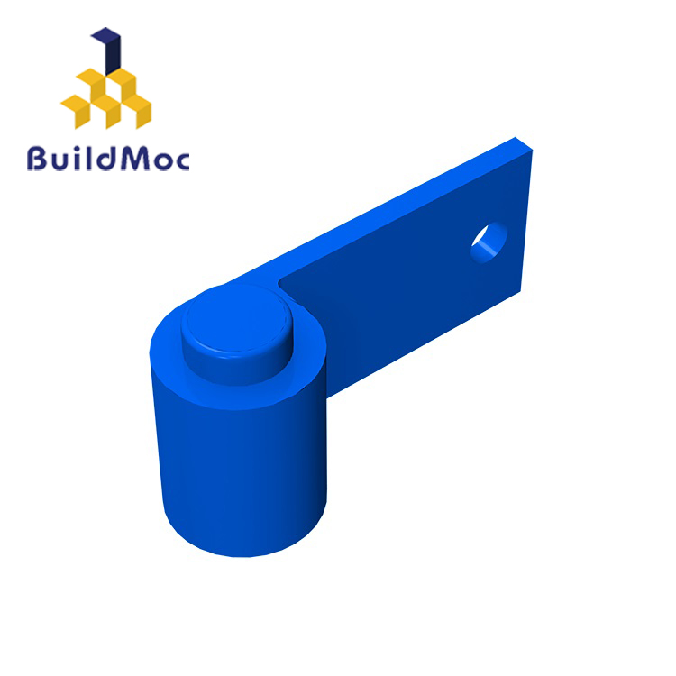BuildMOC Compatible Legoing3821 1x3 For Building Blocks Parts DIY LOGO Educational Creative Gift Toys