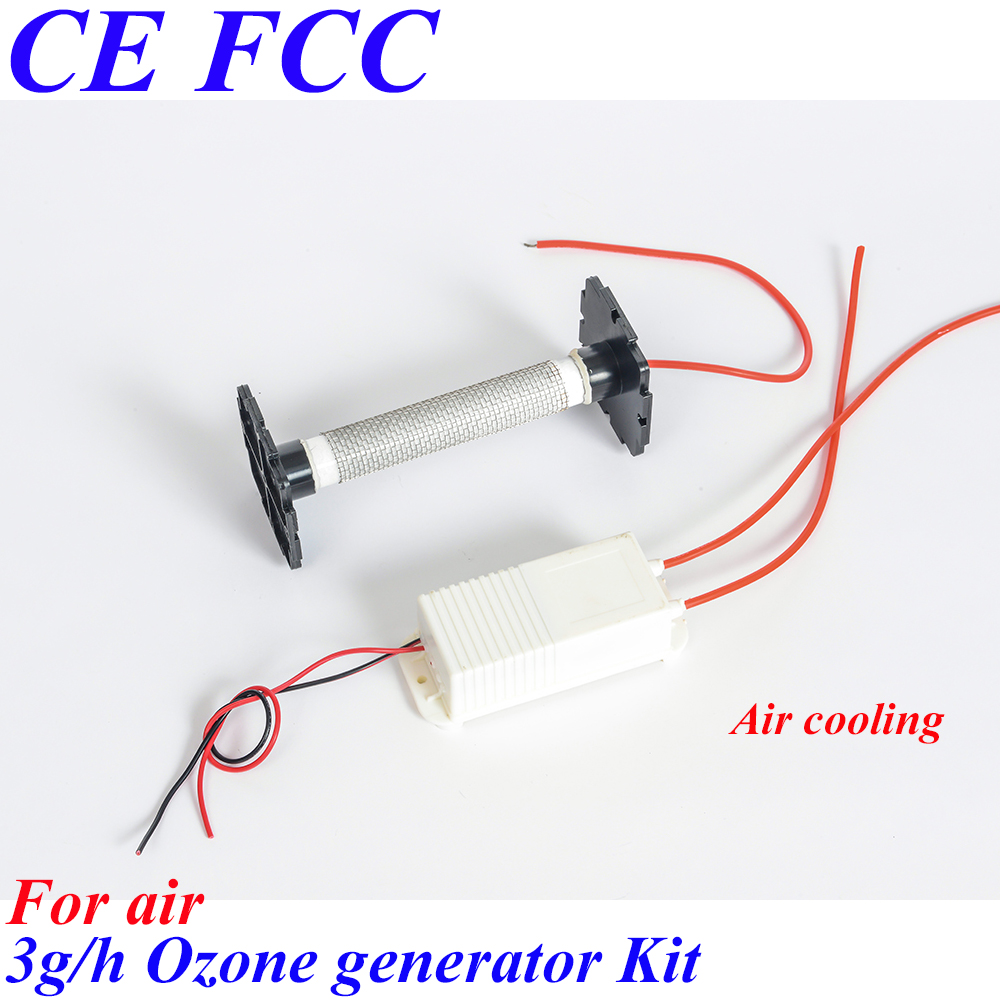 Pinuslongaeva CE EMC LVD FCC Factory outlet 3 7 8 10 14 15 40g/h Quartz tube Surface discharge type ozone air purifier generator 14 15 3 2015