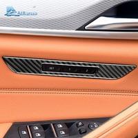 Airspeed For BMW 5 Series G30 528i 530i 540i Carbon Fiber Car Front Seat Adjustment Memory