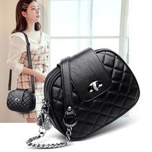 цены на 2019 New Elegant Women Shoulder Bag Chain Handbag Crossbody Bags for Women Leather Handbags Luxury Brand Ladies Hand Bags  в интернет-магазинах