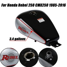 Motorcycle New 3.4 gallons Fuel Gas Tank For Honda CMX 250 CMX250 Rebel 1985-2016 04 05 06 цены онлайн