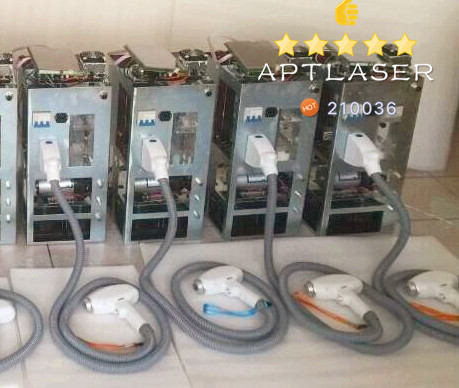 900w 808nm Diode Laser Hair Removal spare parts for 808nm diode laser machine