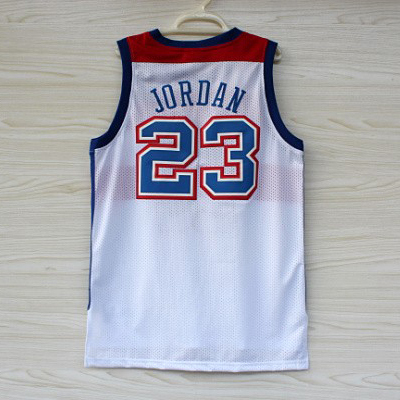 premium selection 34d8f 90704 Bullets 23 Michael Jordan Basketball Jersey, Embroidered REV 30 White  Michael Jordan Jersey Bullets 23, Free Shipping-in Basketball Jerseys from  ...