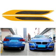 Automotive accessories reflective bumper strip for e46 e39 e38 e90 e60 e36 f30 f30 e34 f10 f20 e92 e38 e91 e53 r60 x5 e70 x5 e53