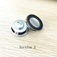 1pcs 3W 4R Mini Speaker Small Speakers Diameter 4 ohm 4CM Power Amplifier Horn Loudspeaker Trumpet