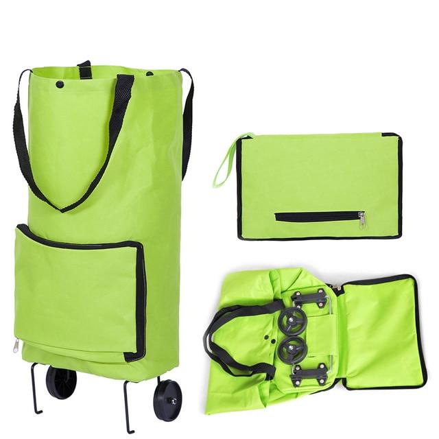 folding einkaufstasche einkaufswagentasche auf r dern. Black Bedroom Furniture Sets. Home Design Ideas
