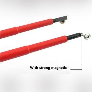 Image 5 - 1 pc elektryk profesjonalnego izolacji wkrętak magnetyczny zestaw krzyż szczelinowe CR V śrubokręt Phillips izolowany śrubokręt