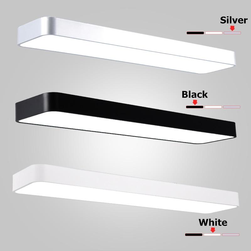 Compra oficina l mparas de techo de luz online al por for Lamparas de oficina