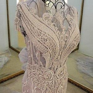 Image 4 - Aijingyu冬のウェディング花嫁ドレスホットクロップトップ婚約ビクトリア朝のガウン変更結婚式のためのエレガントなドレス