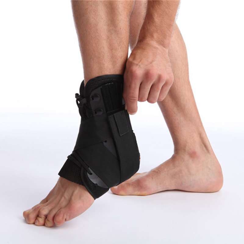 Sport Ankle Support Football Sport Safety Fitness Equipment Weighting Legs Adjustable Ankle Straps Foot Bandages Ankle Protector
