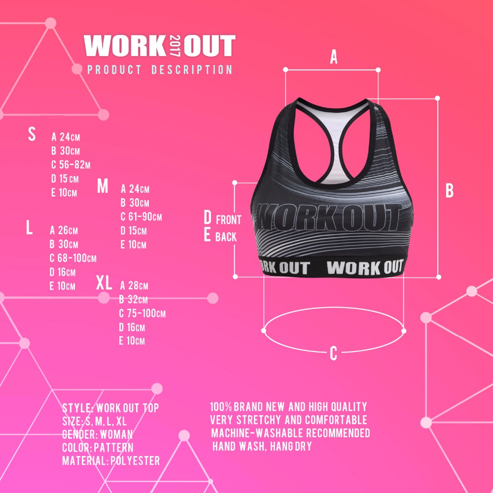 43108 43109 43110 43111 work out top stripe (0)