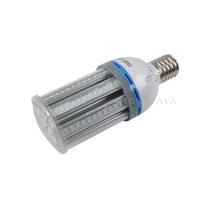 2pcs Lot 80W E27 Base Aluminum Corn Light High Power Led Bulb Outdoor SMD5730waterproof Using Lamp