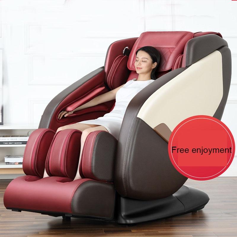 Fully Automatic Massage Sofa Multifunctional Kneading Bluetooth Speaker Zero Gravity Sofa Elderly Massage Chair