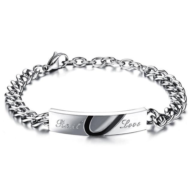 Couples Bracelets Set...