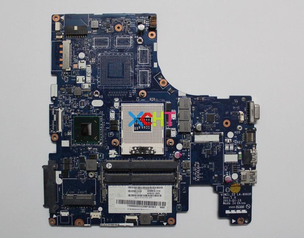 for Lenovo Z500 P500 11S90002537 90002537 VIWZ2_Z2 LA 9063P Laptop Motherboard Mainboard Tested-in Laptop Motherboard from Computer & Office
