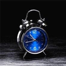 Silent Bedroom Table Mini Kids Alarm Clock Digital Sunrise Alarm Wake Up Light Clock Mechanism Sveglia Da Comodino Clock 40N0095