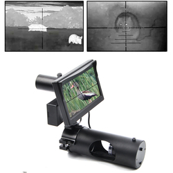 Upgrade Hunting Night Vision Riflescope Optics Sight Tactical Digital Infrared Night Sight Use In Day and Night Hunting Scopes