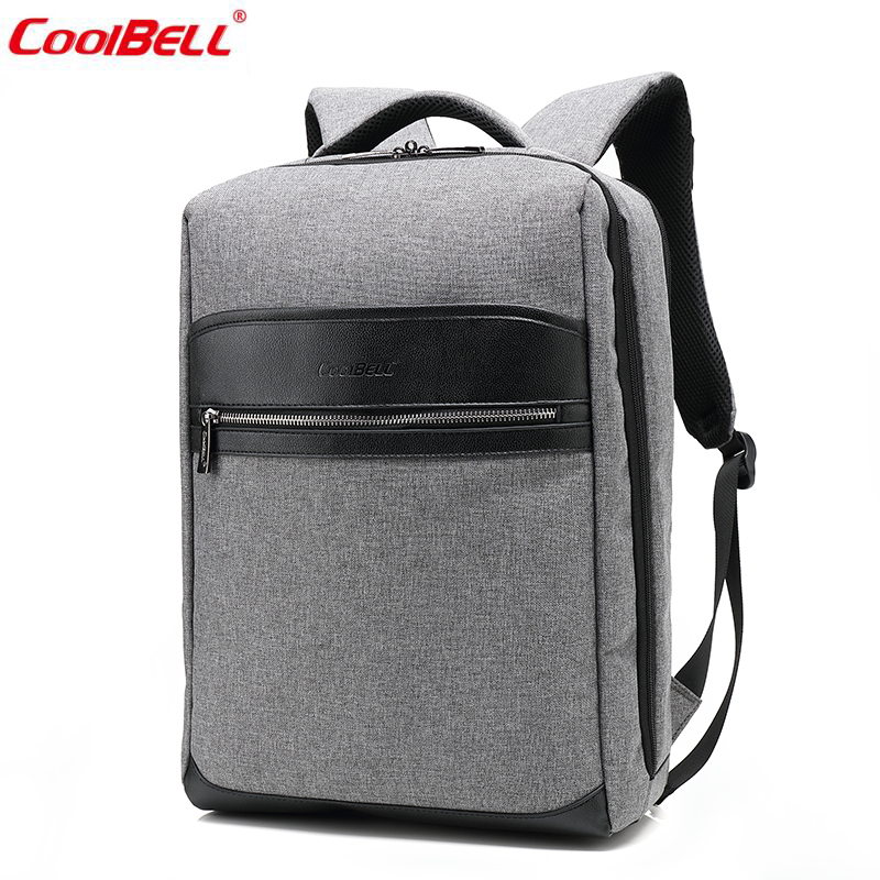 2017 New Style Men's Nylon Soft Backpack Black Casual Laptop Bags 15.6Inch Notebook Computer School Bags for Male 5007 men s backpack 15 inch black laptop notebook computer travel business male s backpck nylon school bags