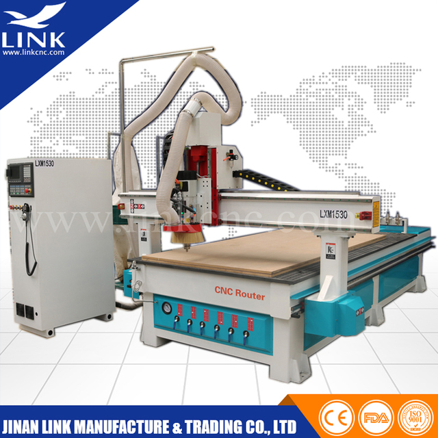 6 8 10 Tools Atc Cnc Router With Hiwin 30 Linear Guide Rails Cheap